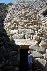 Su Nuraxi, Sardinia, Italy, May 2015