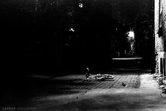 Rosemont at night (Gaetan Cormier) Tags: film mediumformat fuji foto 32 shootfilm kodakhc110 gw690iii foto32 svema film:iso=80 developer:brand=kodak svemafoto32 developer:name=kodakhc110 film:brand=svema film:name=svemafoto32 filmdev:recipe=10115