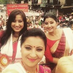 #Bihu at Margherita... Beauty Queens... #Guwahati #assam