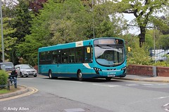 Arriva North West 3164 MX14HRW (Andy4014) Tags: bus liverpool merseyside arriva arrivanorthwest mx14hrw