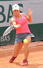 Yulia Putintseva (@ElisseTennis) Tags: tennis kazakhstan wta yuliaputintseva rolandgarros2015