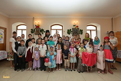 27. Детский праздник «Святая Троица»