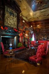 Biltmore Library (PaintedRavensong) Tags: library biltmore asheville