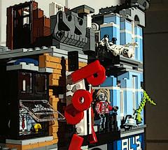 The End (captain_joe) Tags: toy lego minifig spielzeug minifigure modularhouse 365toyproject acebrickman