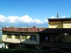 . (S_Artur_M) Tags: india indien reise travel rumtek monastery himalaya sikkim buddhism panasonic lumix tz10