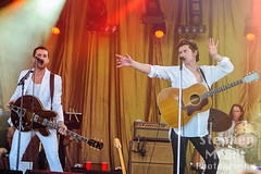 The Last Shadow Puppets (smcgillphotography) Tags: thelastshadowpuppets mileskane alexturner music shows rock indie folk oro medonte wayhome canada live gigs festival stage concert people performer musician outdoor