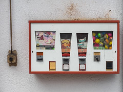2016|07|18 (FotoGis) Tags: chewinggum kaugummiautomat daybyday tagfrtag tagesfoto project365 365