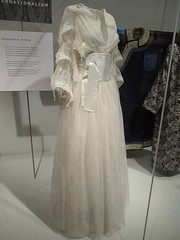 27th, Historical style in white IMG_3323 (tomylees) Tags: brighton sussex fashion museum july 2016 27th wednesday