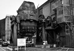 2016_193 (Chilanga Cement) Tags: blackandwhite bw museum nikon fuji steel sheffield nik kelham xseries x100 kelhamisland nikond810 bessemerprocess x100s x100t fujix100t
