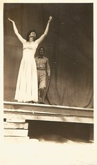 Scan_20160716 (74) (janetdmorris) Tags: world 2 history monochrome century america vintage army hawaii us war pacific stage military wwii grandfather monochromatic front entertainment 1940s ii ww2 entertainer granddaddy forties 20th usarmy allies entertainers allied