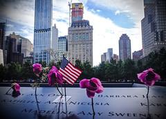 9/11 Memorial (amee@work) Tags: new york city memorial 911 september fujifilm 2016 x100t