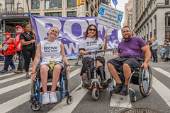 EM-160710-DisabilityPrideNYC-007 (Minister Erik McGregor) Tags: nyc newyork art festival photography march parade awareness visibility inclusion 2016 disabilitypride erikrivashotmailcom erikmcgregor 9172258963 erikmcgregor disabilitypridenyc disabilityparade