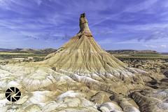 Castil de Tierra (Javier Colmenero) Tags: landscape nikon desert paisaje desierto navarra sigma1020mm bardenasreales castildetierra nikond3100