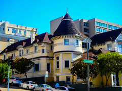 buliding in california street, SF (pandeesh89) Tags: sanfrancisco california unitedstates us art architecture building nature beauty tg860 olympus colors landscapes