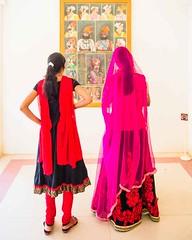 Sneak Peak at royalty (AjayGoel2011) Tags: world ladies people india color girl nikon explore creativecommons nikkor decisivemoment jodhpur mehrangarh ajaygoel lehnga odhni flickriver