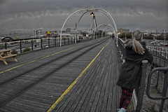Fading Light on the Pier (tabulator_1) Tags: southport southportpier