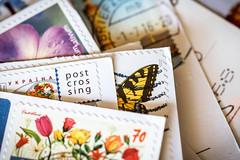 Stamps (WillemijnB) Tags: stamps postzegels francobolli estampilla timbres postcard card postcrossing kaarten ansichtkaarten