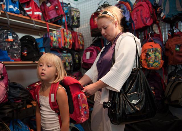 ВМинпотребрынка Московской области подсчитали, восколько обойдется собрать ребенка вшколу