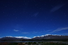 / Night Mountains (randomix) Tags: outdoors nature night stars mountain canonef1635mmf28liiusm