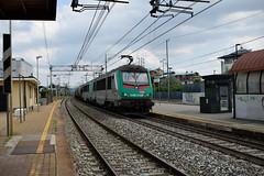 E436.354 + E436.353 Captrain in transito a Collegno(TO) (simone.dibiase) Tags: e436 linea torino orbassano modane bussoleno bardonecchia merci stazione mf sncf scalo fascio arrivi captrain italia francia italy france astride collegno 354 353 cargo train mercione station stations rail rails railway railways loco locos locomotive locomotiva ferrovie dello stato italiane fs