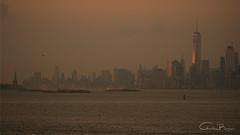 NY SUNSET (Hieroglyphics...) Tags: nyskyline ny sunset newyork financialdistrict worldtradecenter oneworldtradecenter concretejungle skyline goldenmoment goldenhues