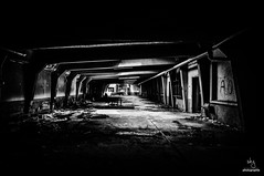 Garage (skyphotographie) Tags: abandonedplaces explorationurbaine urbanexploration urbex