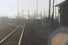 Southern Pacific in Oakland, CA on August 28, 1991 (railfan 44) Tags: southernpacific