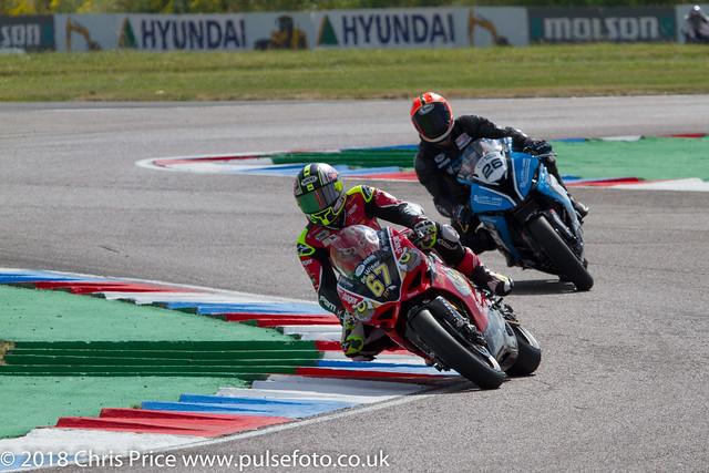 MCE British Superbikes, Thruxton July 23rd 2016