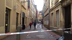 Fuite de gaz dans la Rue Serpenoise (ichael C.) Tags: fuite de gaz dans la rue serpenoise