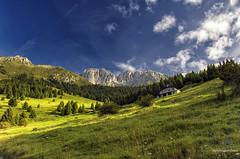 la Presolana (mirkopizzaballa) Tags: monti montagne rocce cielo colori sole sin prati alberi nikon nikond7200 baita rifugio orobie bergamo camminare