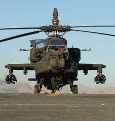 AH-64D Apache 05-07011 2-159Avn U.S.ARMY. Tarin Kowt, Afghanistan. December 2009. (Aircraft throughout the years) Tags: boeing ah64 mcdonnell douglas ah64d apache 0507011 2159avn usarmy tarin kowt tarinkowt afghanistan december 2009