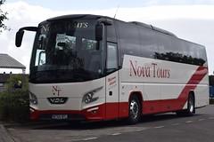 NT65NTL  Nova Tours, Chesterfield (highlandreiver) Tags: nt65ntl nt65 ntl nova tours chesterfield coaches vdl futura 2 bus coach gretna green scotland scottish