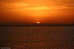 Atardecer La Manga (Florin_92) Tags: puestadesol atardecer sol tarde mar playa lamanga marmenor