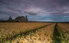 A Very Windy Evening (Steven Peachey) Tags: standrews church northumberland canon6d ef1740mmf4l stevenpeachey lightroom5 landscape leefilters lee09gnd lee06gnd