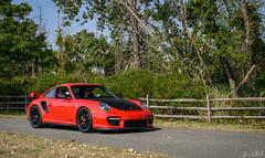 GT2 RS. (Jon Wheel) Tags: porsche 911 gt2 rs libertystatepark jerseycity newjersey exotic supercar