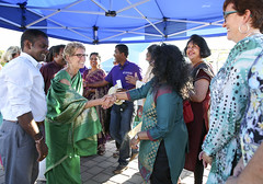IMG_2727  Premier Kathleen Wynne attended the opening night of Tamilfest 2016. (Ontario Liberal Caucus) Tags: hunter thiru mcmahon maccharles jaczek tamil tamilfest toronto scarborough ethnic festival