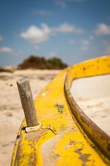 rowing boat - detail (Erzengel69) Tags: boat boot faro portugal riaformosa ruderboot