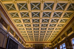 2016 - Baltic Cruise - St. Petersburg - Hermitage 13 (Ted's photos - For Me & You) Tags: 2016 cropped tedmcgrath tedsphotos vignetting russia stpetersburg hermitage museum unesco unescoworldheritagesite unescoworldculturalcentre ussr ceiling majolicaroom majolicaroomhermitage hermitagemajolicaroom