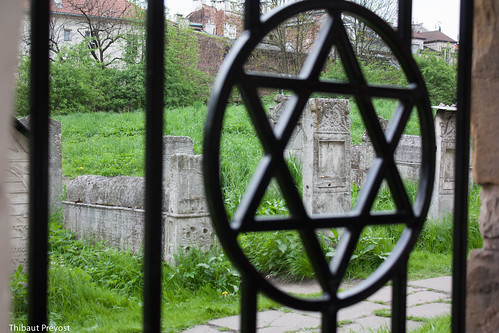 Quartier juif de Cracovie