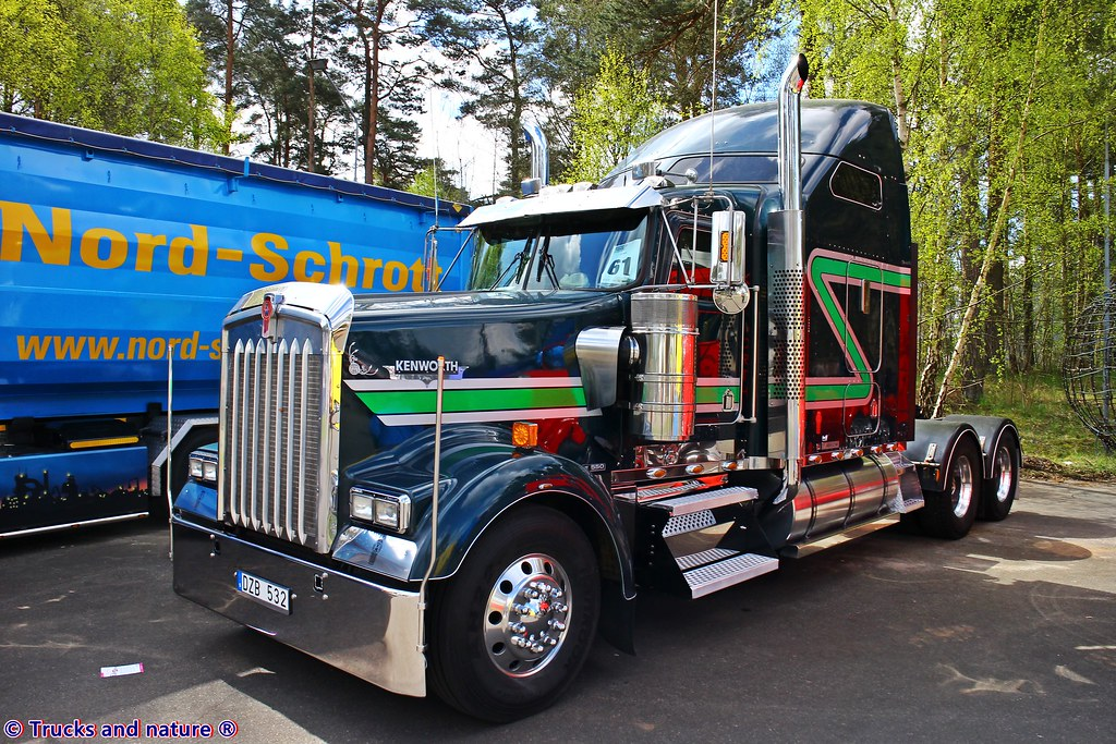 Chrome Stacks For Semi Trucks : The world s most recently posted photos of hauling and