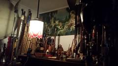 Soundmaschinen der alten Art 😉 (saahiradancer) Tags: priska schwarzwald nieke musikinstrumente saahira