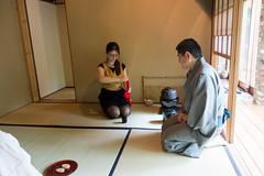 Urasenke London (Kent Wang) Tags: tea teaceremony eureka urasenke
