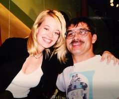 Jeri Ryan, Star Trek N.G., 7 Of 9, Pictures With Celebrities (Picture Proof Autographs) Tags: fredweichmann photograph photographs inperson pictureproof photoproof picture photo proof image images collector collectors collection collections collectible collectibles classic session sessions authentic authenticated real genuine sign signed signing sigature sigatures tv movie movies show shows celebrity celebrities new news nbc abc cbs hollywood screenshots screenshot screen onset set lights cameria action lightscameriaaction film filming star stars extra extras background fred frederick weichmann frederickweichmann