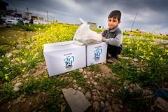 Distribution in Hiren City
