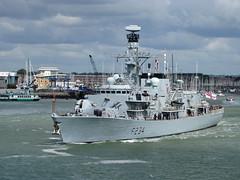 HMS Iron Duke Affiliates Day (Rob_Pennycook) Tags: solent portsmouth frigate warship cadets seacadets royalnavy ironduke type23 armycadets dukeclass f234 rafcadets royalmarinecadets