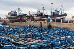Harbour of Essaouira (Matthias58) Tags: people ma ship harbour places equipment morocco vehicle essaouira marokko fishermanboat canoneos6d marrakechtensiftalhaouz canonef2470mmf28liiusm