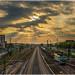 Rays on Rail