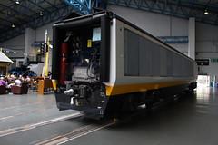 Eurostar Power Car 3308 17-06-2016 NRM.5 (routemaster2217) Tags: york train eurostar railway emu locomotive nrm nationalrailwaymuseum electricmultipleunit 3308 powercar class3732