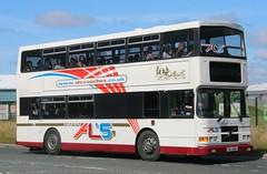Happy Al's Coaches, Birkenhead OIG 5524 in Blackpool. (Gobbiner) Tags: olympian happyals birkenhead dublin t514kdm volvo alexander rh oig5524 99d545