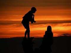 Sunset (petejam70) Tags: sunset color adventure childern vancouvercanada